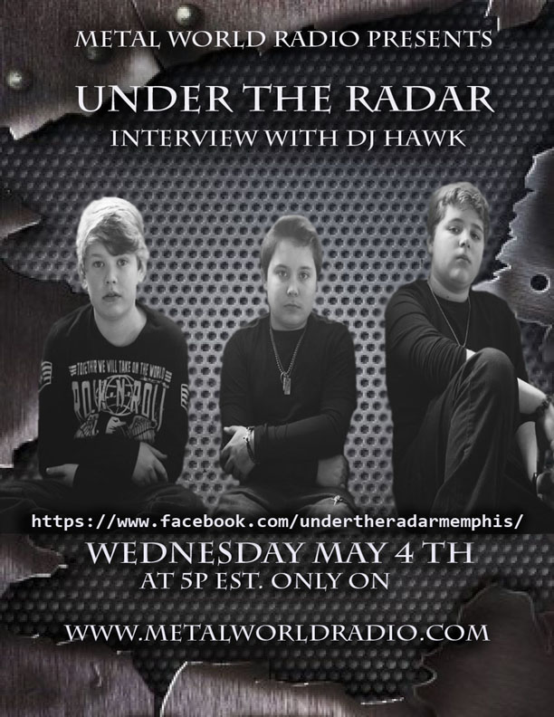 under the radar interview
